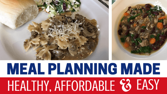 Learn about The Dinner Daily who plan healthy meals for you based on the store sales to help save you money.