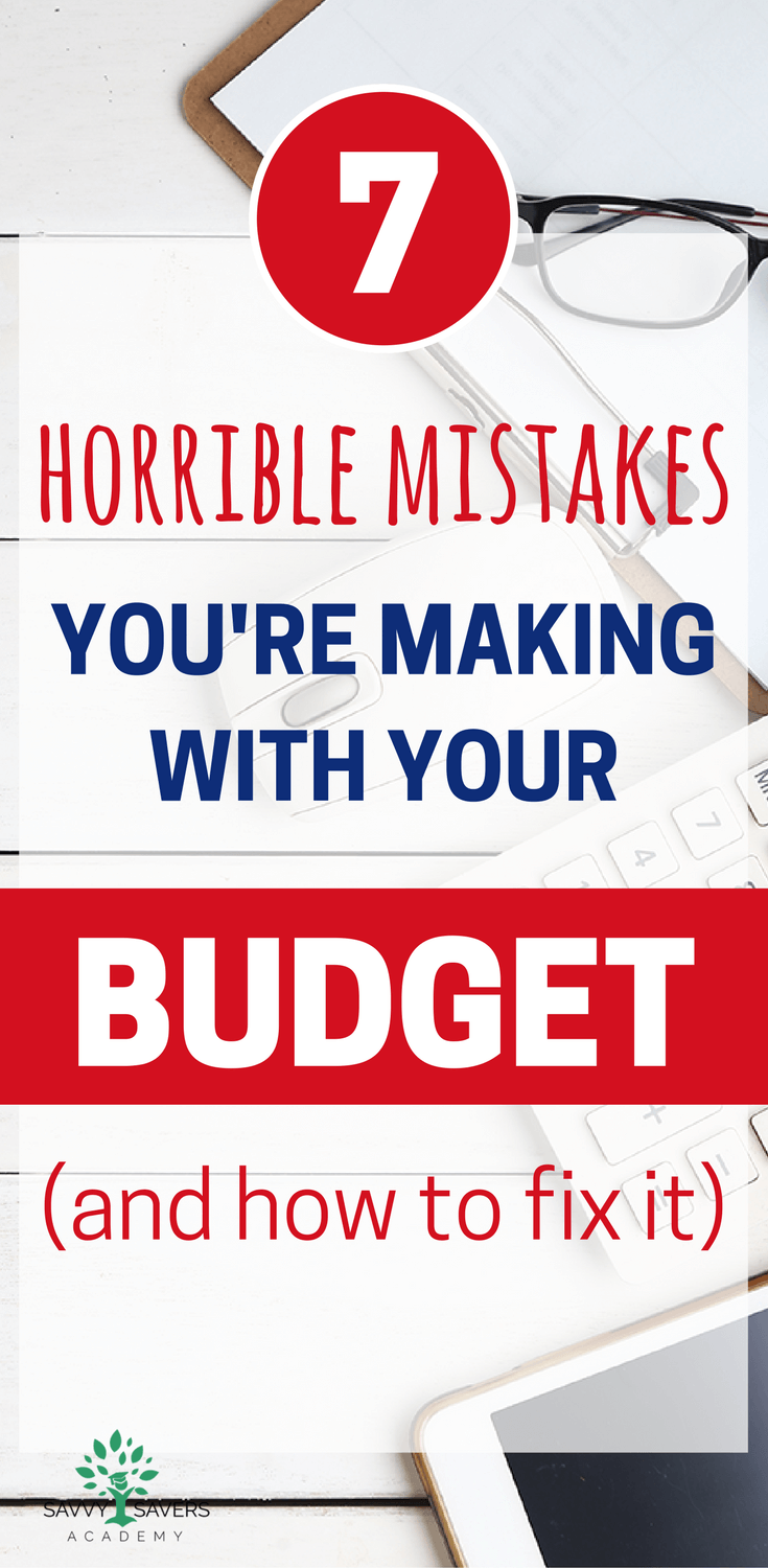 Why isn't your budget working? Get help for budgeting money. Identify what habits are impeding your progress and what to do instead. Change you habits and your money will follow your lead. There are several things you can do to get your budget in great shape.