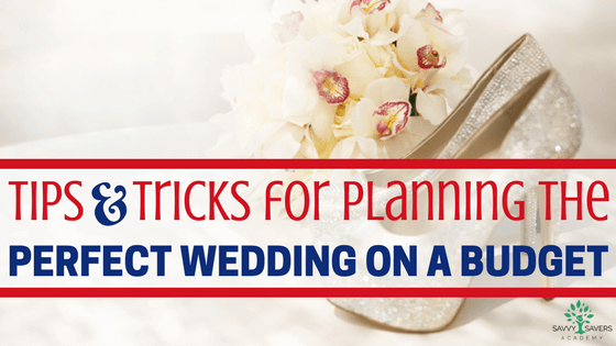 Plan your wedding on a tight budget