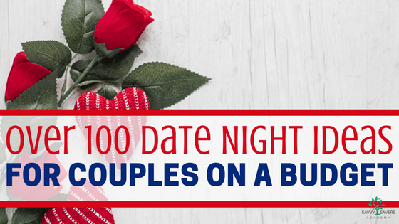 The ultimate list of unique date night ideas for couples on a tight budget. Great for married couples or first dates. Get out on the town or have a quiet night at home. Something for everyone!