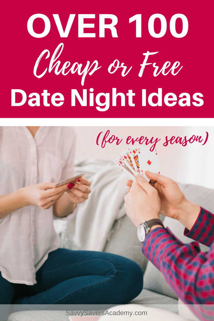 Check out this awesome list of date night ideas for everyday of the year. They are unique ideas for at home, getting outdoors, for married couples or for first dates.