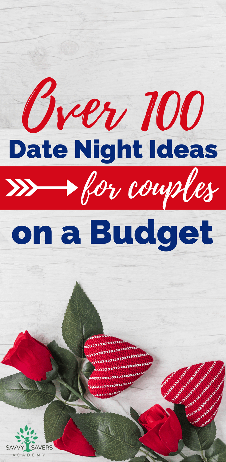 This is the ultimate list of date night ideas. Doesn't matter if you're a married couple or if you're just getting to know each other on a first date. These ideas are unique above and beyond the typical dinner and a movie date night.