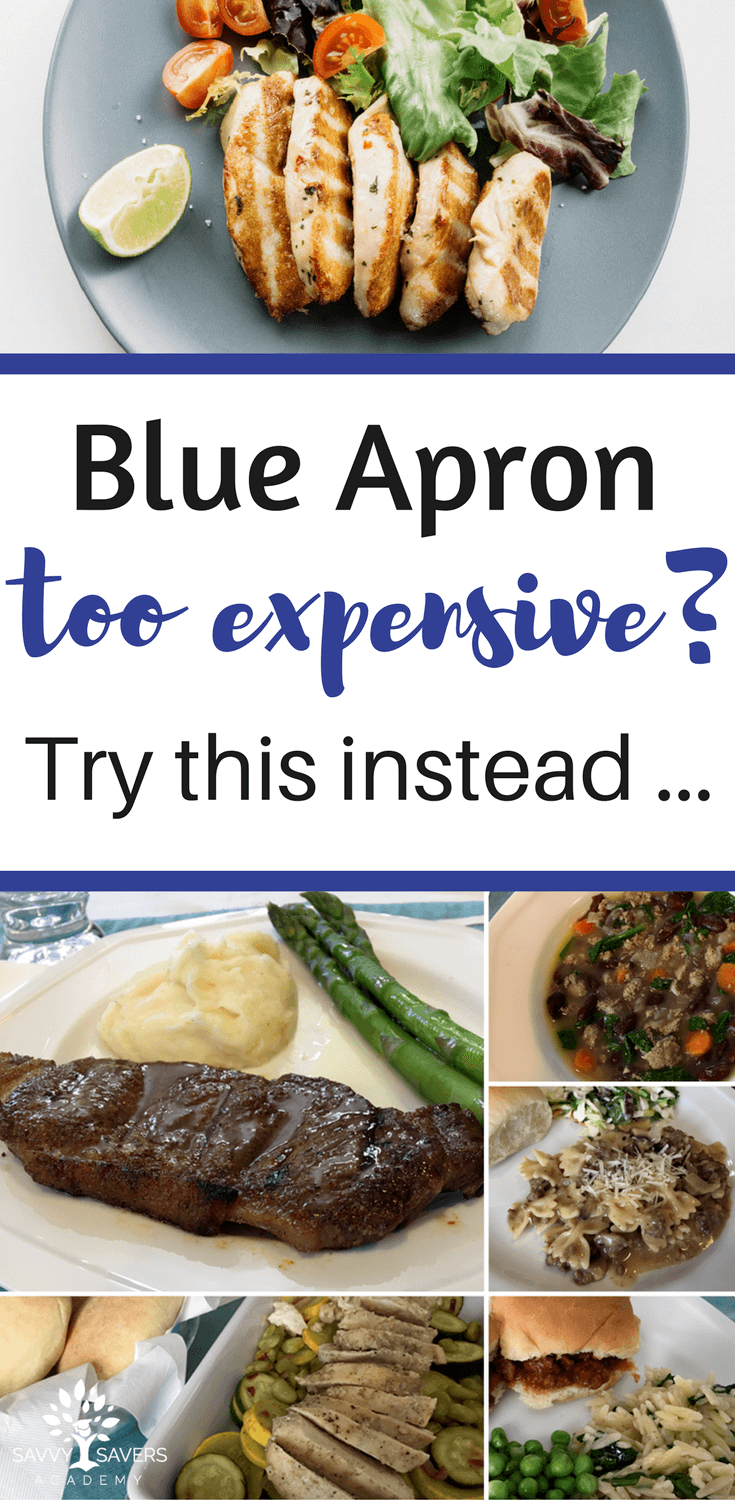 Meal delivery services like Blue Apron can be expensive. Here's a great alternative to help save you both time and money on meal planning.