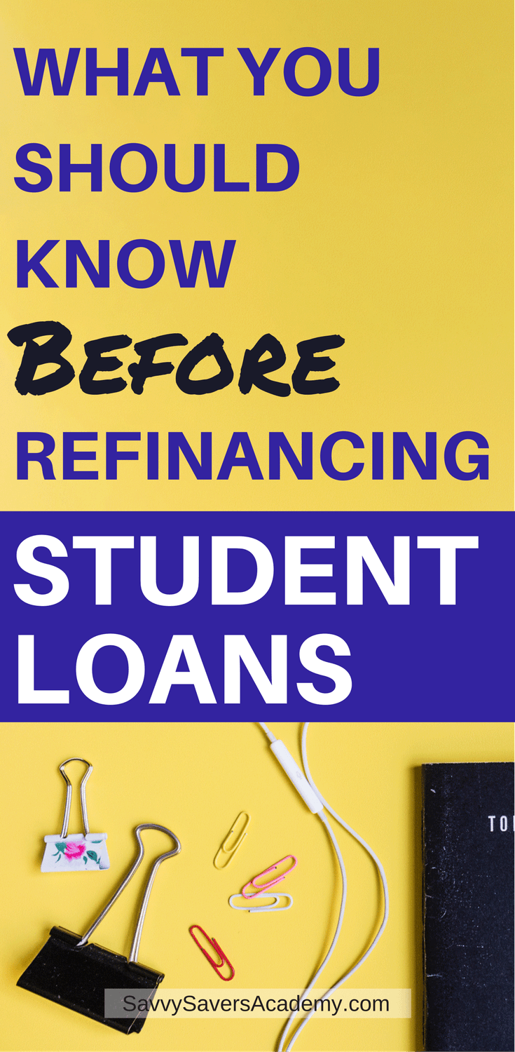 Paying off student loans doesn't have to be difficult, confusing or take the rest of your life. Here are some tips and thing to consider before applying for a student loan refinance.