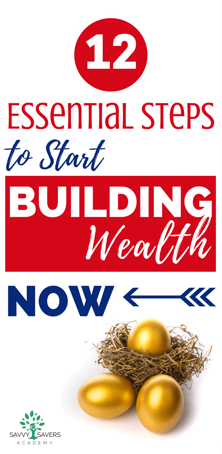 Building wealth is more than just investing. You need to have a good handle on your finances across the board in order to retire with the comfort and lifestyle you desire.