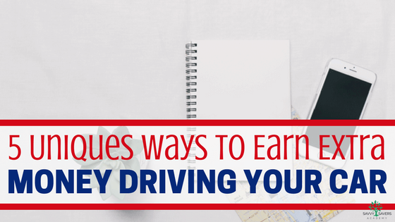 Get paid to drive your car. Become a driver for one of these apps for a fast way to earn extra money.