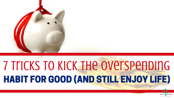 Overspending on your budget is a common problem that many people have. If you're a shopping addict, you may need help to stop overspending. This post shows tips and tricks to help control your spending habits and how to stop spending money you don't have.