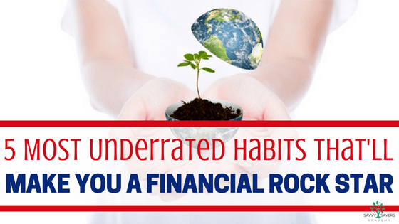 Great financial habits to develop for personal finance and money management